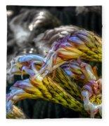 Flourish Fleece Blanket