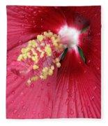 Flower Garden 17 Fleece Blanket