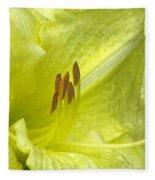 Flower Garden 33 Fleece Blanket