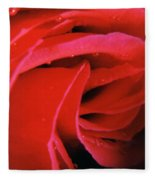 Flower Garden 41 Fleece Blanket