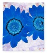 Flower Power 1427 Fleece Blanket