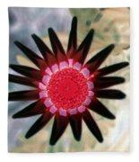 Flower Power 1429 Fleece Blanket