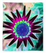 Flower Power 1448 Fleece Blanket