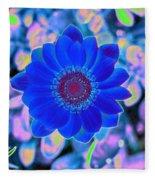Flower Power 1452 Fleece Blanket