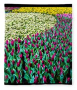 Flower Sea Fleece Blanket