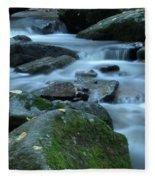 Flowing Spirit Fleece Blanket
