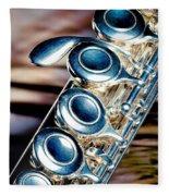 Flute Fleece Blanket
