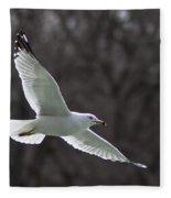 Fly Be Free Fleece Blanket