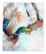 Fly Fleece Blanket
