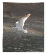 Flying Free Fleece Blanket