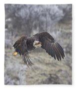 Flying Low Fleece Blanket