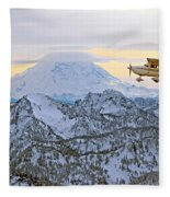 Flying Fleece Blanket