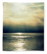 Fog Bank Fleece Blanket