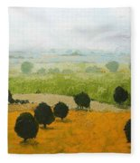Fog Lifting Fast Fleece Blanket