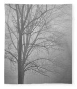 Foggy Days Fleece Blanket