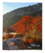 Foggy Frio #6 2am-109069 Fleece Blanket