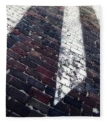 Follow Me - Abstract Photography By Sharon Cummings Fleece Blanket