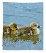 Follow Me  Fleece Blanket
