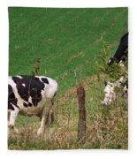 Follow The Leader Fleece Blanket