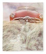 Follow Your Dreams Square Fleece Blanket