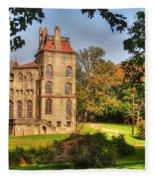 Fonthill Castle Fleece Blanket