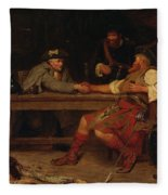 For Better Or Worse - Rob Roy Fleece Blanket