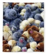 For Sale Baby Chicks Fleece Blanket