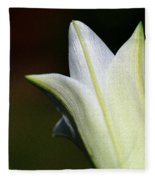 For The Love Of Lilies 9 Fleece Blanket