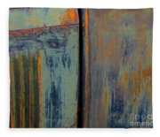 For The Love Of Rust IIi Fleece Blanket