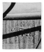 Ford Door Fleece Blanket