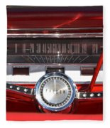 Ford Falcon Dash Fleece Blanket
