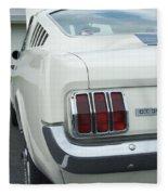 Ford Mustang Gt 350 Fleece Blanket