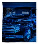 Ford Pickup Fleece Blanket
