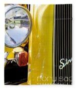 Ford Roadster - 1932 Fleece Blanket
