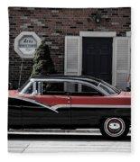 Ford Ventura Fleece Blanket
