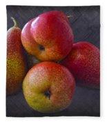 Forelle Pears Fleece Blanket