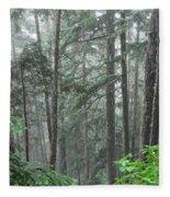 Forest Bluff Fleece Blanket