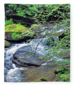 Forest Creek Fleece Blanket