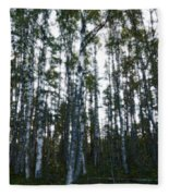 Forest II Fleece Blanket