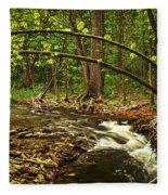 Forest River Fleece Blanket