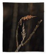 Forest Song Fleece Blanket