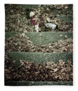 Forgotten Doll Fleece Blanket