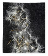 Forgotten Wishes Fleece Blanket