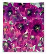 Found Rose - Photopower 1742 Fleece Blanket