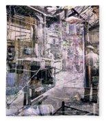 Foundry Workers Fleece Blanket