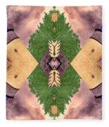 Four Towers Sigil Fleece Blanket
