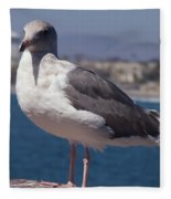 Waterfowl Model Fleece Blanket