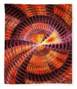 Fractal - Abstract - The Constant Fleece Blanket