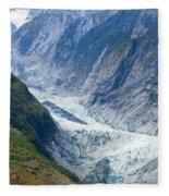 Franz Josef Glacier Fleece Blanket