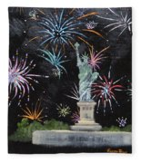 Freedom Fleece Blanket
